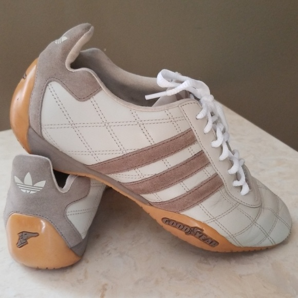??ADIDAS RARE TUSCANY LEATHER DRIVING SHOES
